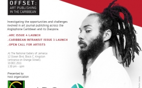 Offset: Art Publishing in the Caribbean, Launch of Caribbean InTransit Issue 1