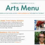 Arts Menu. Edition 2