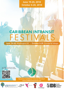 Caribbean InTransit Festivals 2014